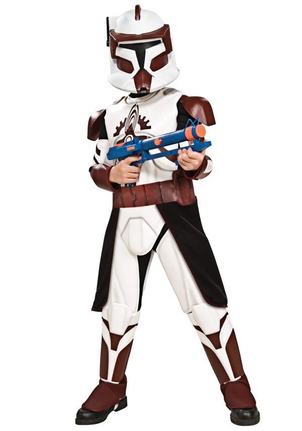 Child Deluxe Commander Fox