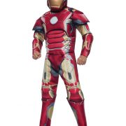 Child Deluxe Iron Man Mark 43 Avengers 2 Costume