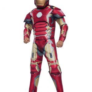 Child Deluxe Iron Man Mark 43 Avengers 2 Costume