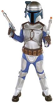 Child Deluxe Jango Fett Costume