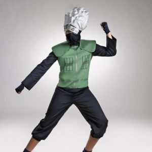 Child Deluxe Kakashi Costume