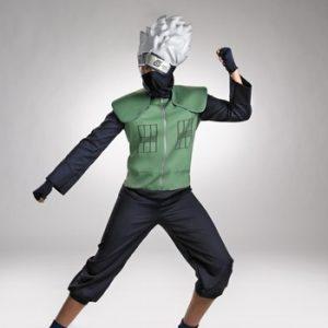 Child Deluxe Kakashi Costume