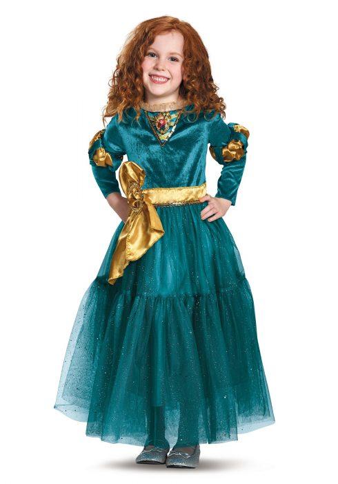 Child Deluxe Merida Costume