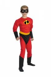 Child Deluxe Mr Incredible Costume