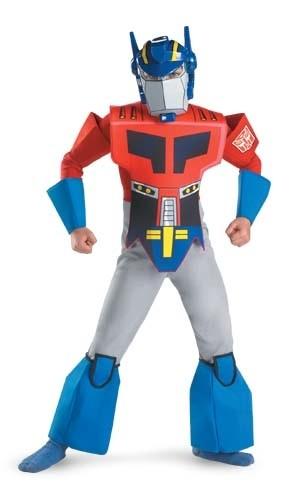 Child Deluxe Optimus Prime Costume