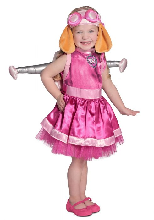Child Deluxe Paw Patrol Skye Costume