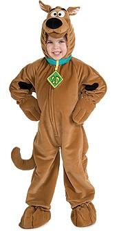 Child Deluxe Scooby-Doo Costume