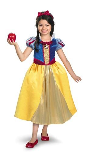 Child Deluxe Snow White Costume