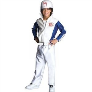 Child Deluxe Speed Racer Costume
