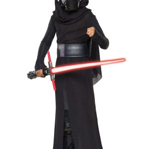 Child Deluxe Star Wars The Force Awakens Kylo Ren Costume