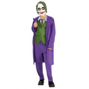 Child Deluxe The Joker Costume
