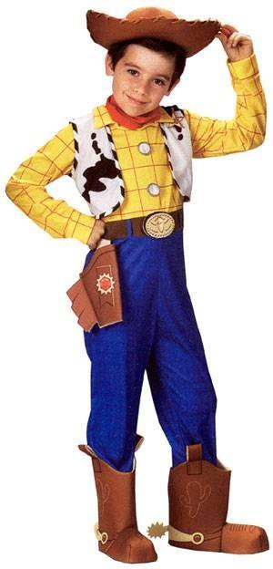 Child Deluxe Woody Costume