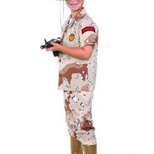 Child Desert Storm Costume