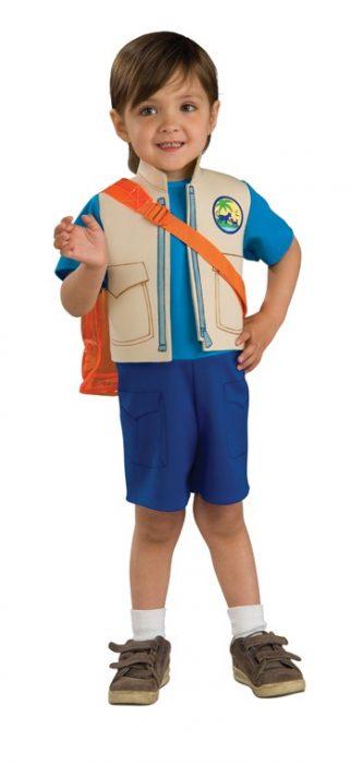 Child Diego Costume