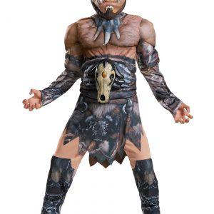 Child Durotan Muscle Costume