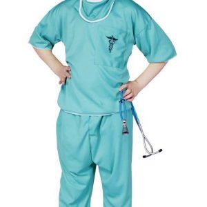 Child E.R. Doctor Costume