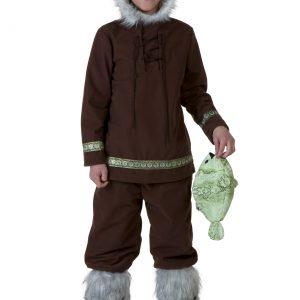Child Eskimo Boy Costume