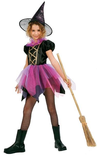 Child Fairy Witch Costume