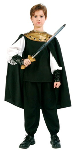 Child Fancy Knight Costume