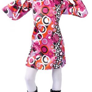 Child Feelin' Groovy 60s Costume