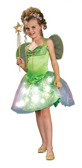 Child Fiber Optic Fairy Costume