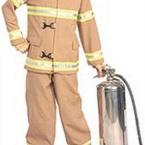 Child Fire Fighter Costume