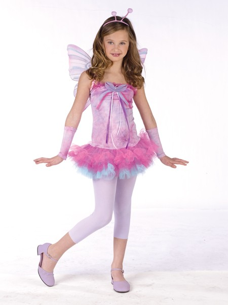 Child Fluttery Butterfly Costume