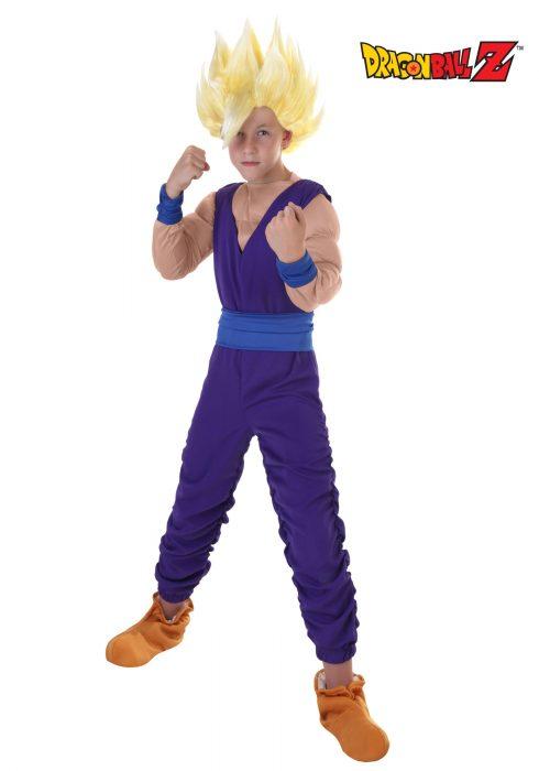 Child Gohan Costume