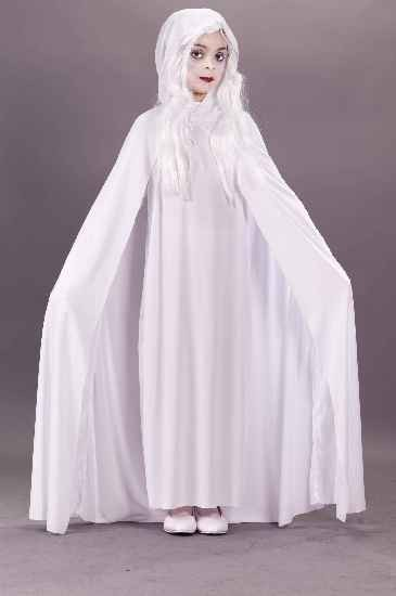 Child Gossamer Ghost Costume