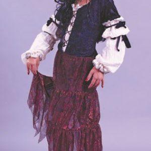Child Gypsy Rose Peasant Costume
