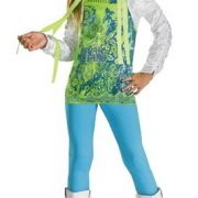Child Hannah Montana Costume with Shrug