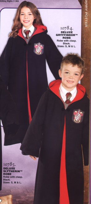 Child Harry Potter Gryffindor Robe
