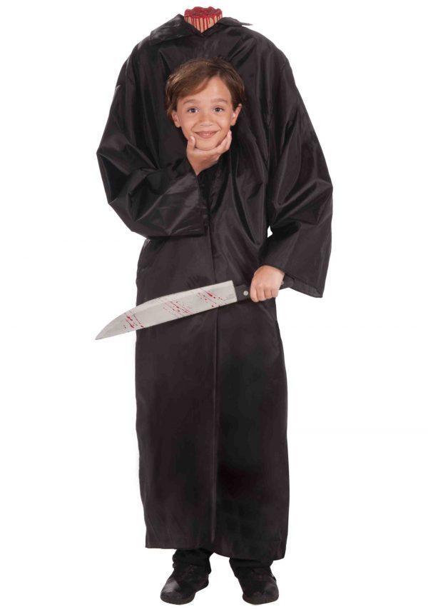 Child Headless Boy Costume