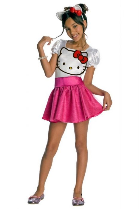Child Hello Kitty Costume