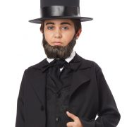 Child Honest Abe Beard
