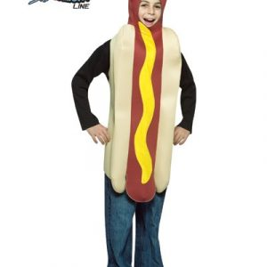 Child Hotdog Costume - Lightweight