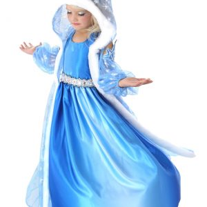 Child Icelyn the Winter Princess Costume
