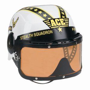 Child Jr. Armed Forces Pilot Helmet