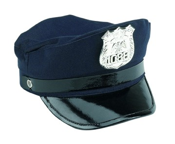 Child Jr. Police Officer Cap