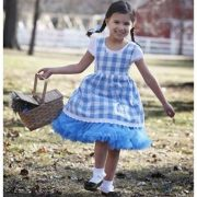 Child Kansas Girl Tutu Costume