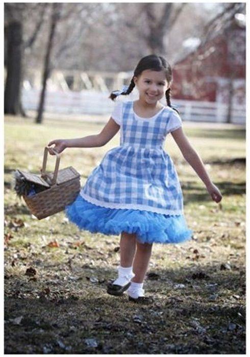 Child Kansas Girl Tutu Costume