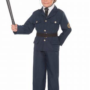Child Keystone Cop Costume
