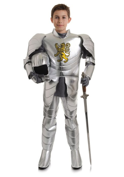 Child Knight Costume