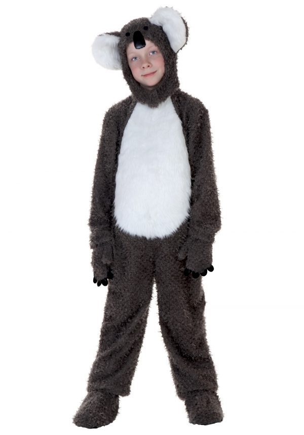 Child Koala Costume