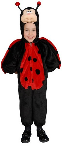 Child Ladybug Costume