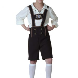 Child Lederhosen