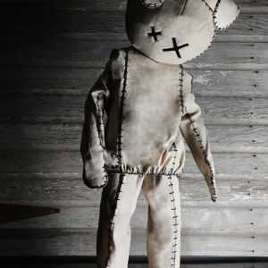Child Lifeless Bunny Costume