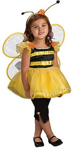 Child Lil' Bee Costume