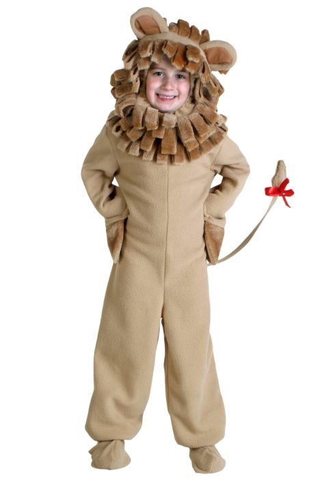 Child Lion Costume
