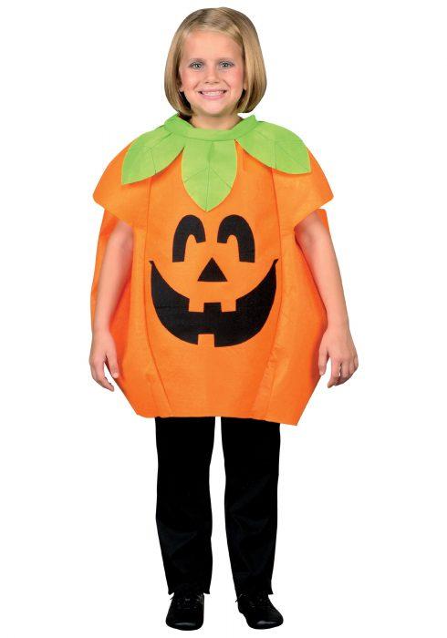Child Little Pumpkin Costume
